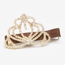 Duckbill Clips, Hairpin - Crown Style