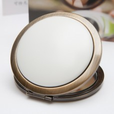 Ceramic Portable Makeup Mirror - Matt Style