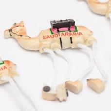 Long-legged Camel magnet-for fridge. Middle East style