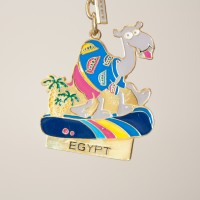 Egypt Camel Key Chain