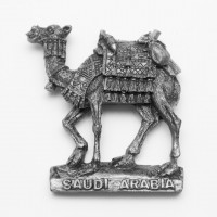 Black camel magnet - for Fridge, Middle East Style
