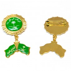 Saudi Brooch